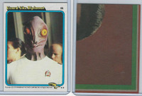 1979 Topps, Star Trek, #26 Lizard-Like Diplomat