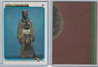 1979 Topps, Star Trek, #28 Alien Insectoid