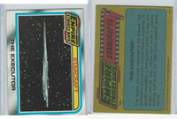 1980 Topps, Star Wars-The Empire Strikes Back, #135 The Executor