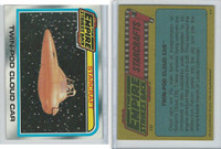 1980 Topps, Star Wars-The Empire Strikes Back, #137 Twin-Pod Cloud Car