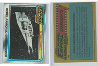 1980 Topps, Star Wars-The Empire Strikes Back, #139 Rebel Armored