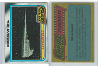 1980 Topps, Star Wars-The Empire Strikes Back, #140 The Avenger