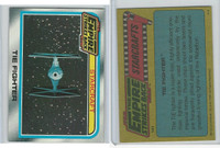 1980 Topps, Star Wars-The Empire Strikes Back, #141 Tie Fighter