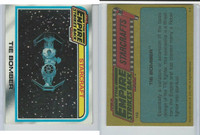 1980 Topps, Star Wars-The Empire Strikes Back, #143 Tie Bomber