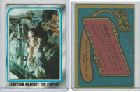1980 Topps, Star Wars-The Empire Strikes Back, #157 Fighting Empire
