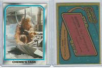 1980 Topps, Star Wars-The Empire Strikes Back, #159 Chewie's Task