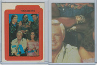 1983 Topps, A-Team Stickers, #7 Fearless Five