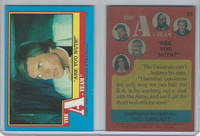 1983 Topps, A-Team, #10 Are You Nuts