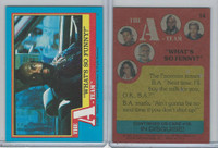 1983 Topps, A-Team, #14 What's So Funny