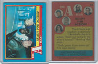 1983 Topps, A-Team, #19 Ready For Action