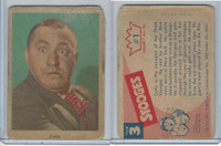 1959 Fleer, The 3 Stooges, #1 Curly