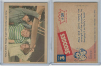1959 Fleer, The 3 Stooges, #39 If You Don't Stop My Name Will Be