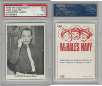 1965 Fleer, McHale's Navy, #56 Just Call Me Handsome Harry!, PSA 7 NM