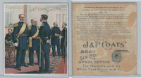 H606 J&P Coats, Uniform Of The Army of the United States, 1890's, 1872-1880