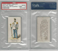 N224 Kinney 1887, Military, Austria,#292 Drum Major Austria 1886, PSA 2