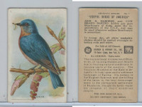 J9-3, Church & Dwight, Useful Birds America 7th Ser., 1925, #1 Bluebird