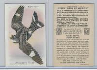 J9-6, Church & Dwight, Useful Birds America 10th Ser., 1925, #13 Night Hawk
