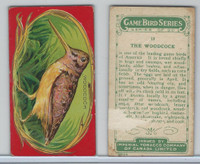 C14 Imperial Tobacco, Game Bird Series, 1910, #13 Woodcock