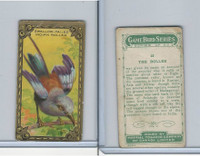 C14 Imperial Tobacco, Game Bird Series, 1910, #22 ST Indian Roller