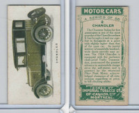 C22 Imperial Tobacco, Motor Cars, 1921, #2 Chandler