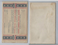 D84, Wards Tip Top Bread, US Armed Services, 1942, Envelope
