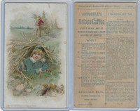 K2 Arbuckle Coffee, Subjects On Cooking, 1890, #8 Corn