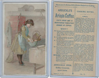 K2 Arbuckle Coffee, Subjects On Cooking, 1890, #12 Cakes