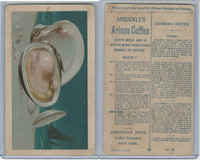 K2 Arbuckle Coffee, Subjects On Cooking, 1890, #38 Clams