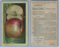 K2 Arbuckle Coffee, Subjects On Cooking, 1890, #47 Apples