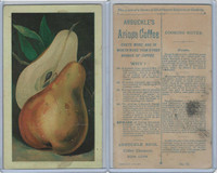 K2 Arbuckle Coffee, Subjects On Cooking, 1890, #50 Pears