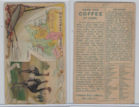K3 Arbuckle Coffee, Principle Nations of the World, 1890, #63 Central Africa