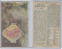 K3 Arbuckle Coffee, Principle Nations of the World, 1890, #73 Paraguay