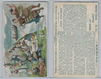 K4 Arbuckle Coffee, History Sports and Pastimes, 1890, #16 Sweden