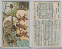 K4 Arbuckle Coffee, History Sports and Pastimes, 1890, #31 Central Africa