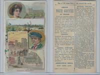 K8 Arbuckle Coffee, Views Trip Around World, 1890, #11 Munich, Germany