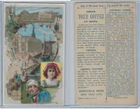 K8 Arbuckle Coffee, Views Trip Around World, 1890, #23 Copenhagen, Denmark