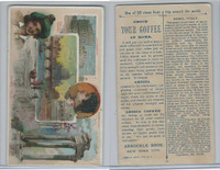 K8 Arbuckle Coffee, Views Trip Around World, 1890, #25 Rome, Italy