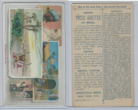 K8 Arbuckle Coffee, Views Trip Around World, 1890, #30 Morocco