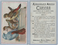 K9 Arbuckle Coffee, General Subjects, 1890, #68 Birds