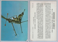 F275-3b National Biscuit, Defenders Of America, 1959, #2 Navy Hiller Helicopter