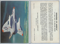 F275-3b National Biscuit, Defenders Of America, 1959, #24 Navy F4D-1 Fighter