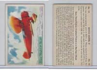 F277-1, H.J. Heinz, Famous Airplane Pictures, 1935, #12 Waco Model
