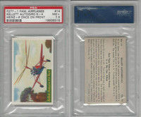 F277-1, H.J. Heinz, Famous Airplane Pictures, 1935, #14 Kellett, PSA 7.5 NM+