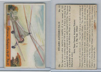 F277-1, H.J. Heinz, Famous Airplane Pictures, 1935, #15 Pitcairn Autogiro