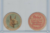 F1 Dixie Cup, Circus Series, 1930, #12 Ossy The Llama