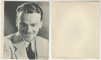 F4 Dixie Cup, Premium, 1934, Movie Stars, James Cagney