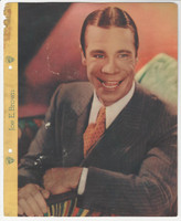 F5-1 Dixie Cup, Premium, 1935, Movie Stars, Joe E. Brown