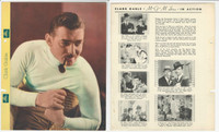 F5-1 Dixie Cup, Premium, 1935, Movie Stars, Clark Gable