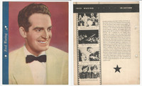 F5-2 Dixie Cup, Premium, 1936, Movie Stars, Fred Waring