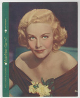 F5-3 Dixie Cup, Premium, 1937, Movie Stars, Madeleine Carroll